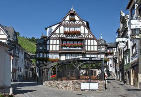 Alte Bauernschänke / Rüdesheim-Assmannshausen / Regionen Mittelrheintal, Westerwald, Eifel und Mosel