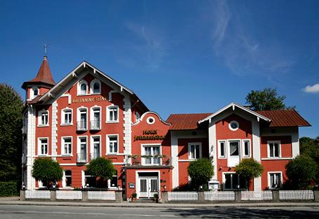Hotel Johannisbad / Bad Aibling / Regionen Oberbayern, Tirol, Salzburger Land